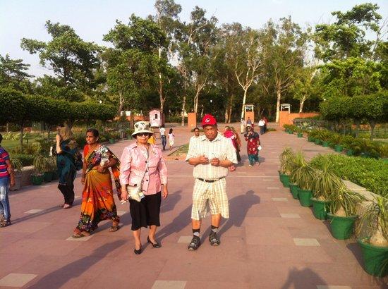 Anila Hotels: Cremation of Ghandi