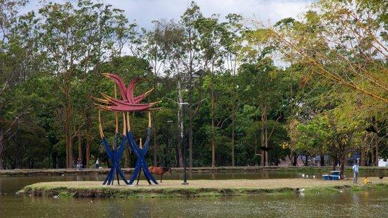 Parque La Sabana: Park