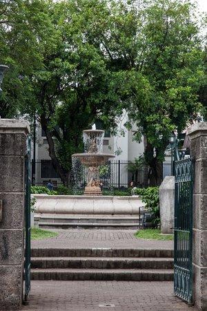 Parque Espana : Park