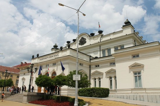 National Assembly of the Republic of Bulgaria : Parliament, Sofia