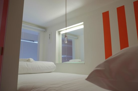 Boutique Hostel Forum: from the bed