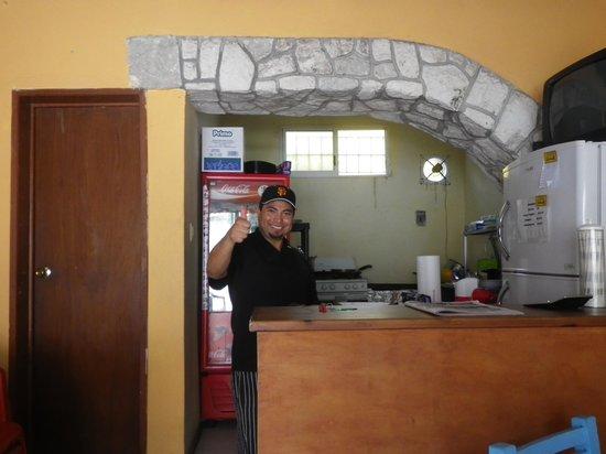 Burritos Gorditos : The Chef!