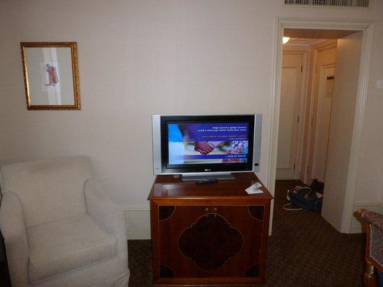 The Westin Europa & Regina, Venice : TV