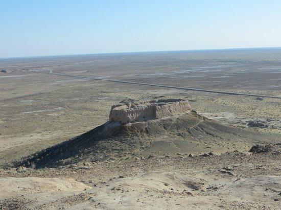 Republic of Karakalpakstan, Uzbekistán: Аяз Кала малая крепость