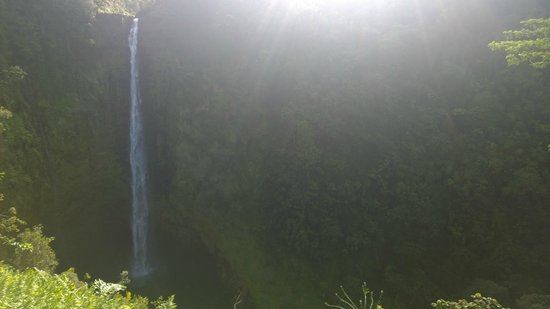 Marylou's Big Island Guided Tours - Private Tours: Akaka Falls