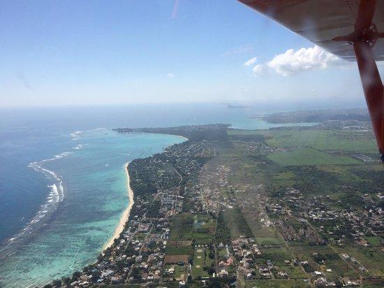 Island Wings Mauritius : Mont Choisy