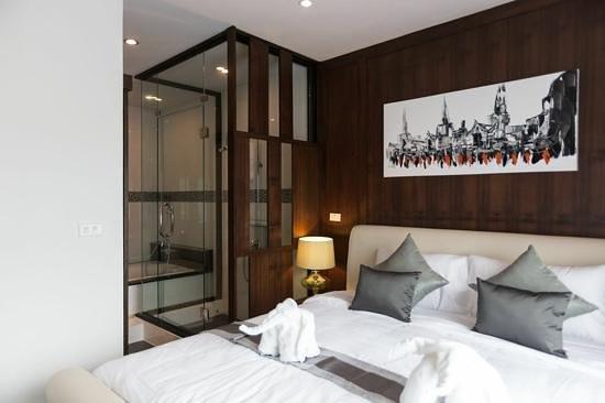 Vulcano Hotel Chiang Mai: suite room