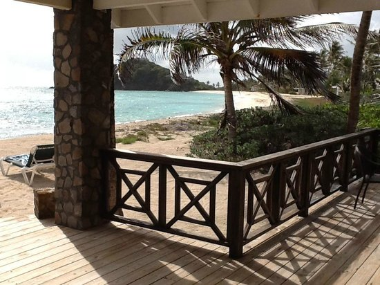 Palm Island Resort & Spa : View from Seafeather Villa
