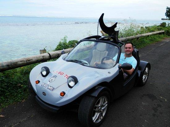 Moorea Fun Roadster: 2