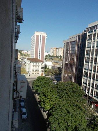 VIP Inn Berna Hotel: Vista dal sesto piano.