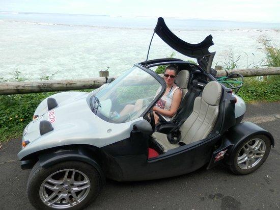 Moorea Fun Roadster: 3
