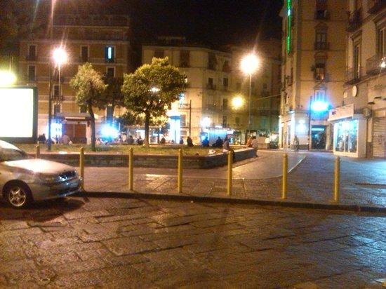 BEST WESTERN Hotel Plaza: La piazza