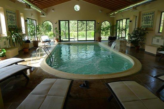 Montebelli Agriturismo & Country Hotel: piscina della spa