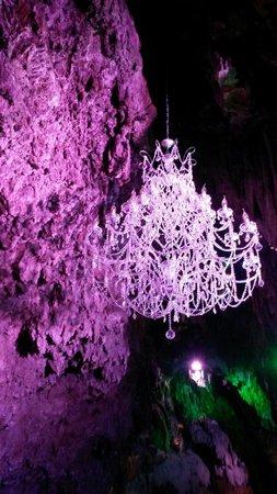 La Grotte: Superbe cadre...