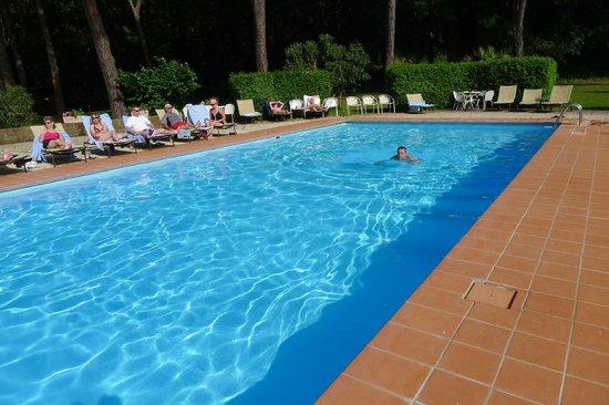 Montebelli Agriturismo & Country Hotel: piscina all'aperto