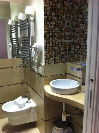 Hotel Navona : bagno