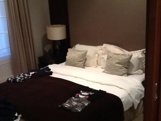 Radisson Blu Style Hotel, Vienna: letto