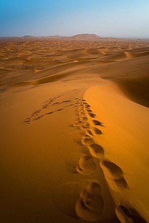 Africa Aventuras : Dunas de Erg Chebbi