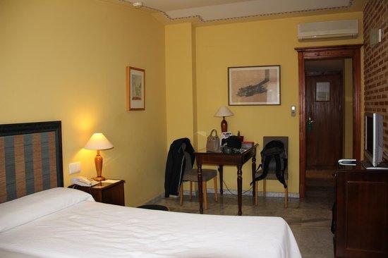Ad Hoc Parque Hotel: Vue intérieure de la chambre