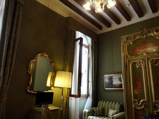 Hotel Al Ponte Mocenigo: Room
