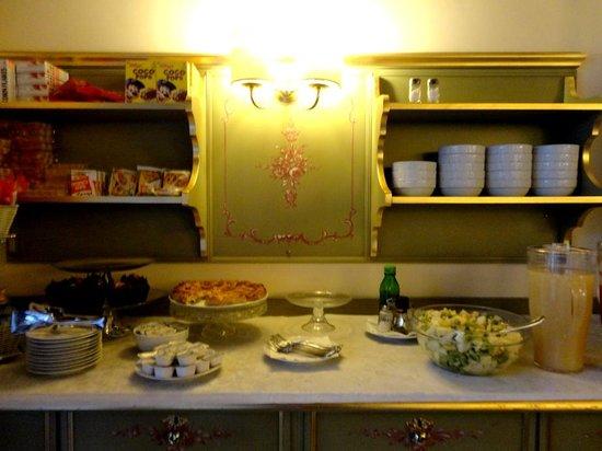 Hotel Al Ponte Mocenigo: Breakfast