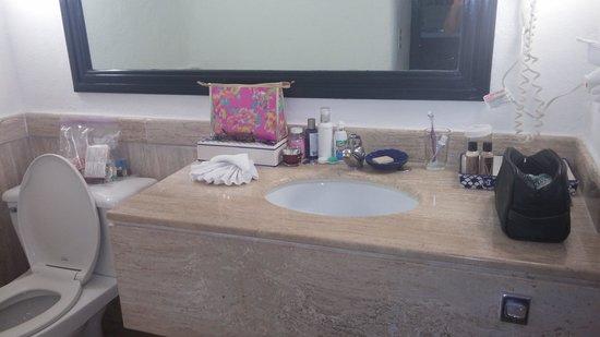 Pueblo Bonito Los Cabos : Bathroom was clean
