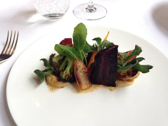Launceston Place: Spring salad - delicious