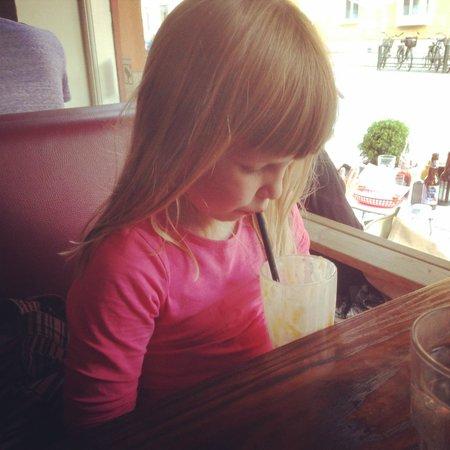 Casual Street Food: The milkshake challenge.