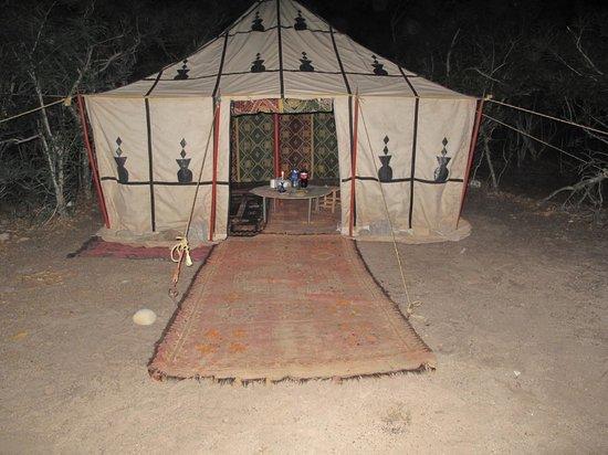 Ranch de Diabat : camel trek