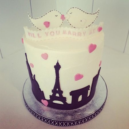 paris custom cakes