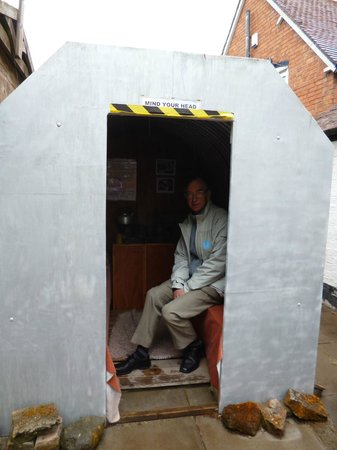 The Heritage Centre: Air raid shelter