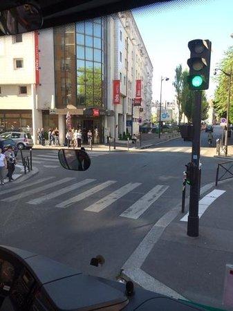 Ibis Paris Alesia Montparnasse 14eme: Ibis Hotel