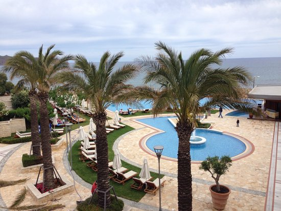 Cretan Dream Royal : View from our room