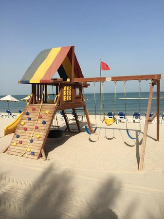 Movenpick Hotel & Resort Al Bida'a Kuwait : 1 of 2 playgrounds