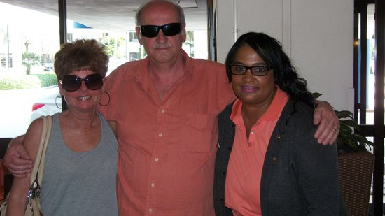 Bahia Mar Fort Lauderdale Beach - a Doubletree by Hilton Hotel: Our new friend Suzanne