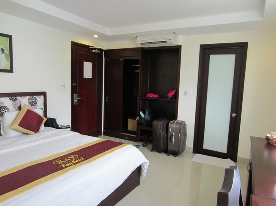 KAY Hotel: Номер стандарт