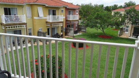 Hapimag Resort Orlando: Blick vom hauptschlafzimmer