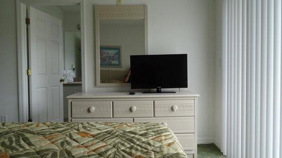 Hapimag Resort Orlando: Hauptschlafzimmer