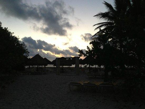 Iberostar Paraiso Beach: View to the sea