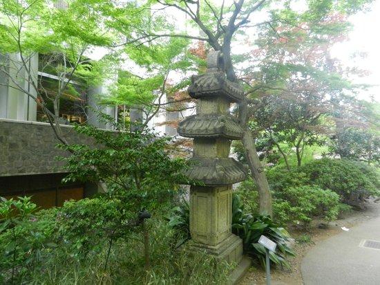 Sheraton Miyako Hotel Tokyo : Japanese Gardens (next to hotel)