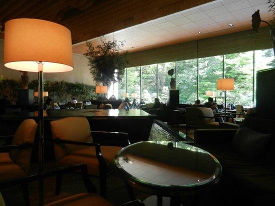 Sheraton Miyako Hotel Tokyo: Hotel Lounge