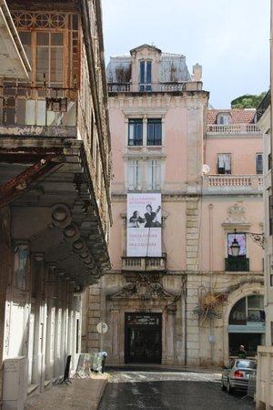 Lisbonne Âme & Secrets : petite ruelle de Mouaria