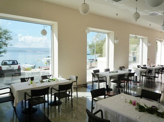 Hotel Pleter: Dining area