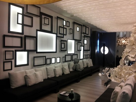 Foto Hotel : reception