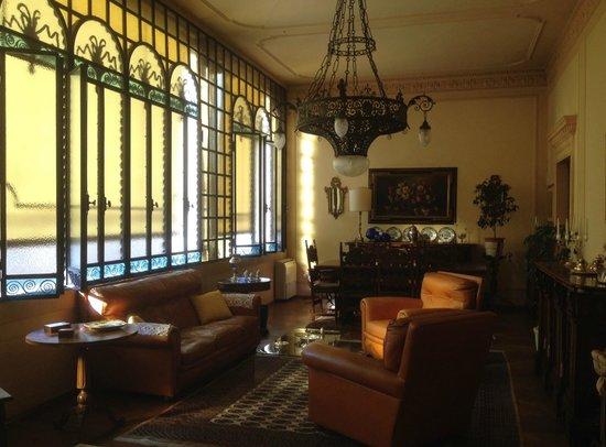 B&B Palazzo Salgari: sala colazione 2