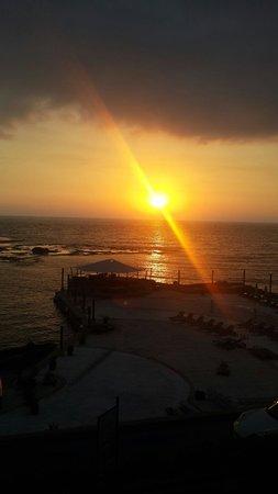Byblos Sur Mer: Sunset