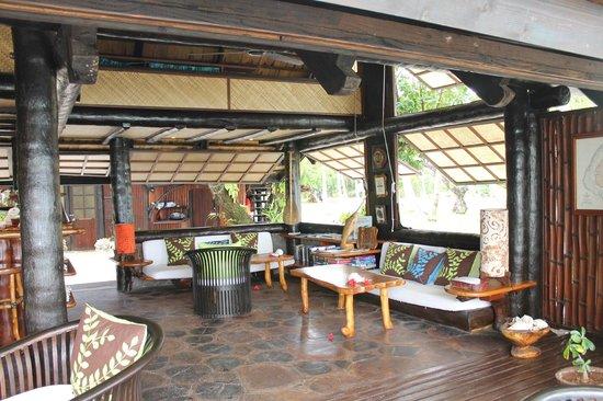 Vahine Island - Private Island Resort: bar