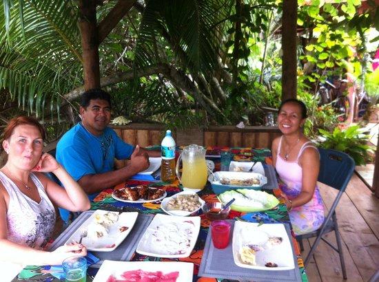 Vahine Island Resort: rencontre extraordinaire