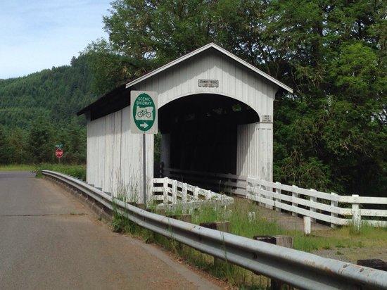 Row River Trail: The Stewart Bridge