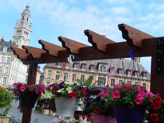 Grande place : grand place lille - mercato fiori 3